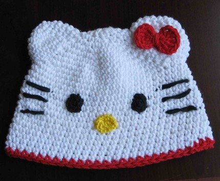 Susie Can Stitch: Hello Kitty Crochet